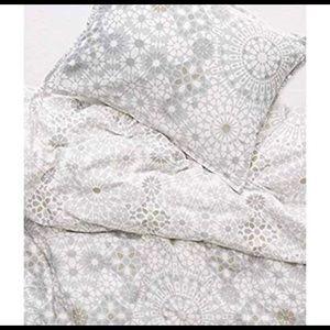 dormify mosiac bedding NWT